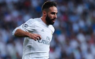 Real Madrid: Dani Carvajal estaría de baja un mes por lesión