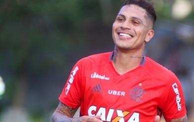 Paolo Guerrero: sus goles en la pretemporada del Flamengo emocionan a su DT