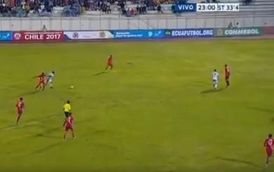 Selección peruana: error defensivo provocó el gol de Argentina a los 90 minutos
