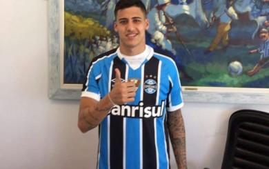 Beto da Silva es oficialmente nuevo jugador de Gremio de Porto Alegre