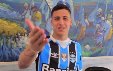 Beto da Silva y sus primeras palabras como jugador de Gremio