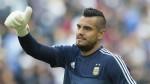 Boca Juniors: en Argentina afirman que lanzó propuesta a Sergio Romero - Noticias de david de gea