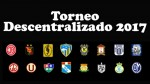 Descentralizado 2017: este es el fixture del Torneo de Verano - Noticias de sporting cristal vs alianza lima