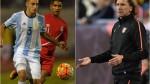 Ricardo Gareca analizó el debut de Perú en el Sudamericano Sub 20 - Noticias de sergio ibarra