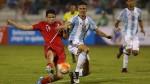 """Ugarriza afirmó que el """"cansancio"""" influyó en el empate con Argentina - Noticias de adrian ugarriza"""
