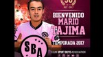 Mario Tajima vuelve a jugar en Segunda División: fichó por Sport Boys - Noticias de mario tajima