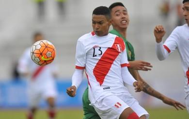 Perú cayó 2-0 ante Bolivia en el Sudamericano Sub 20