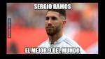 Cristiano Ronaldo y Sergio Ramos protagonizan los memes del Real Madrid - Noticias de santiago bernab