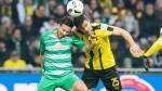Claudio Pizarro solo jugó 42 minutos en derrota ante Borussia Dortmund - Noticias de pierre emerick aubameyang