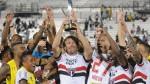 Christian Cueva: Sao Paulo se coronó campeón de la Florida Cup - Noticias de christian cueva