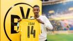 Alexander Isak le dijo no al Real Madrid: fichó por el Borussia Dortmund - Noticias de michael zorc