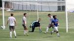 Sporting Cristal goleó 3-0 a la reserva de la Universidad Católica - Noticias de alexander succar