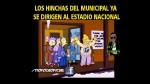 Municipal: los memes tras perder 1-0 ante Independiente del Valle - Noticias de pier larrauri