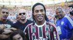 Ronaldinho: Coritiba le hizo propuesta para que vuelva al fútbol - Noticias de fc barcelona