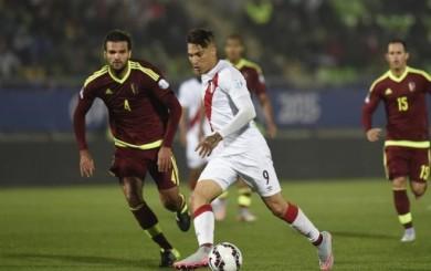 Selección peruana se medirá ante Venezuela en el Monumental de Maturín