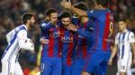 Barcelona a semifinales de la Copa del Rey al golear 5-2 a la Real - Noticias de carlos vela
