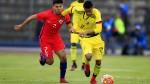 Chile cayó 1-0 ante Colombia y fue eliminado del Sudamericano Sub 20 - Noticias de yerko leiva