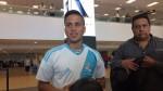 Sporting Cristal: Christian Ortiz ya está en Lima y espera hacer 30 goles - Noticias de fichajes descentralizado