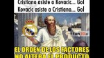 Real Madrid: memes de la goleada 3-0 sobre la Real Sociedad - Noticias de marc boehler