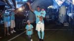 Sporting Cristal: la presentación del plantel en la Noche de la Raza Celeste - Noticias de noche de la raza celeste