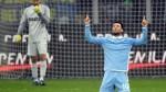 Inter de Milán eliminado de cuartos de la Copa Italia por la Lazio - Noticias de giuseppe meazza