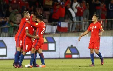 Chile quedó conforme con ratificación del fallo de FIFA contra Bolivia