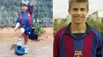 Barcelona reveló fotos inéditas de Gerard Piqué en su cumpleaños 30 - Noticias de gerard pique
