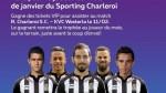 Cristian Benavente fue nominado a jugador del mes en el Royal Charleroi - Noticias de cristian benavente