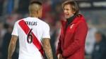 """Vargas sobre su no convocatoria: """"Quiero saber cuál es la indisciplina"""" - Noticias de diario trome"""