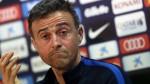Luis Enrique espera un Atlético de Madrid más osado en el Camp Nou - Noticias de sergio busquets