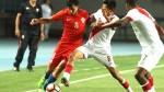 Sub 17: Perú derrotó 1-0 a Chile en amistoso - Noticias de juan jose ore