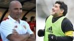 """Diego Maradona: """"Sampaoli es el mejor director técnico del momento"""" - Noticias de gabriel batistuta"""