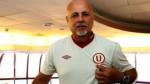 """Nunes afirmó que en Universitario no hay """"futbolistas con jerarquía"""" - Noticias de jorge amado nunes"""