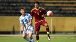 Venezuela cayó 2-0 con Argentina pero clasificó al Mundial Sub 20 - Noticias de colombia sub 20