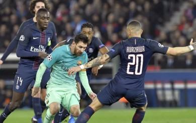 PSG: análisis táctico del fútbol total contra el Barcelona en un video