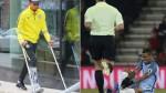 Gabriel Jesús sufrió fractura y podría ser baja por tres meses en el City - Noticias de raheem sterling