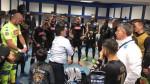 Maradona motivó a jugadores del Napoli previo al duelo con Real Madrid - Noticias de diego armando