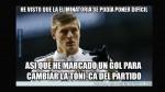 Real Madrid ganó 3-1 a Napoli y estos son los memes - Noticias de toni kroos