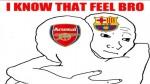 Champions League: memes que dejó el inicio de los octavos de final - Noticias de thomas jacob