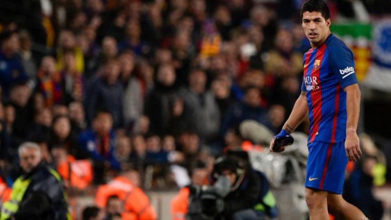 Luis Suárez: rechazan su apelación y no jugará la final de la Copa del Rey