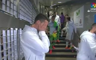 Cristiano Ronaldo y la broma que no le salió con el portero Diego López
