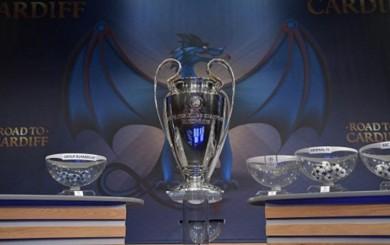 Champions League: estos son los partidos de octavos de esta semana