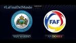 Este miércoles se jugará el peor partido del mundo: San Marino vs. Andorra - Noticias de fifa