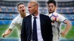 Zidane entiende a Isco y agradeció cambio de mensaje de James Rodríguez - Noticias de james rodriguez