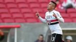Sao Paulo extendió contrato a Christian Cueva hasta el 2021 - Noticias de junio silva
