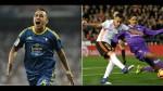 Orellana marcó al Real Madrid en esta Liga con dos equipos distintos - Noticias de luis valencia