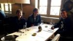 Selección peruana: Ricardo Gareca se reunió con Iván Bulos en Portugal - Noticias de ivan bulos