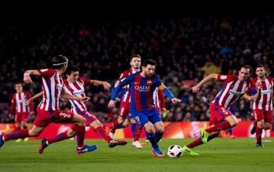 Barcelona visita al Atlético de Madrid: día, canal y hora del partido