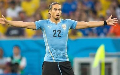 Uruguay: Tabárez confía en la vuelta de Cáceres para las Eliminatorias