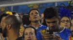 Paolo Guerrero disfrutó del inicio del Carnaval de Río de Janeiro - Noticias de paolo guerrero